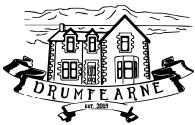 Drumfearne Guesthouse & Tearoom Logo